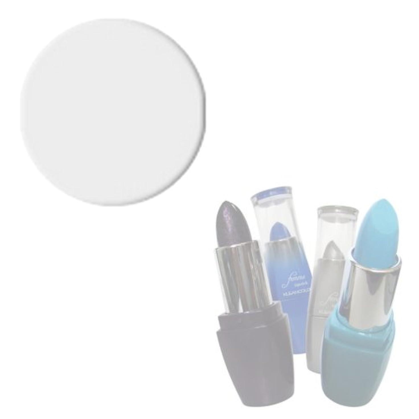 乱用体細胞割合(3 Pack) KLEANCOLOR Femme Lipstick 1276 - Snow Flakes (並行輸入品)
