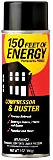 150 FEET OF ENERGY AIR CAN