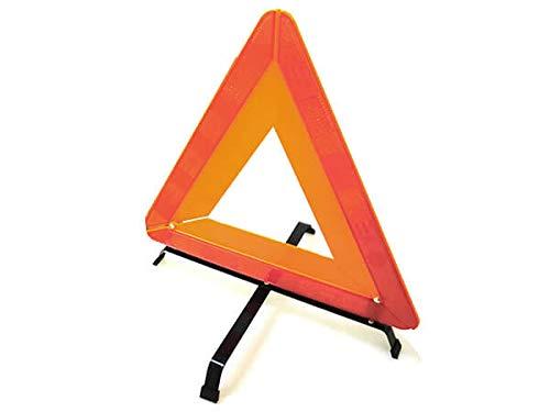 Triangolo Auto Riflettente Pieghevole Per Emergenza Stradale Omologato E27 27R031003