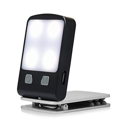 HYY-YY LED Table Lamp, Portable Multi-function USB Photo Fill Light Eye Reading Book Reading Book Light Night Running Flashing Warning Light desk light