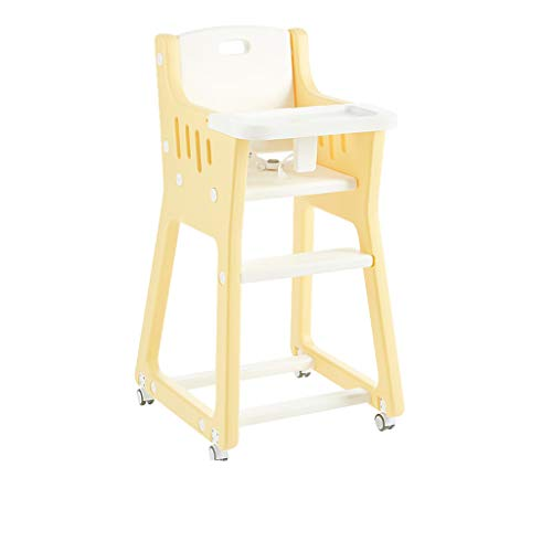 Sièges et Accessoires Chaise de dîner pour bébé Table pour Enfants Restaurant Chaise de Petit-déjeuner pour bébé La mère Peut Pousser et Tirer la Chaise pour Enfant Siège de sécurité pour bébé
