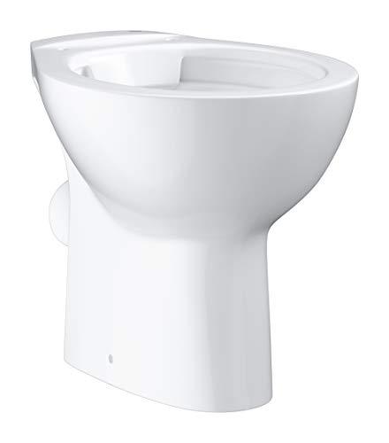 GROHE Bau Keramik | Stand-Tiefspül-WC - spülrandlos | alpinweiß | 39430000