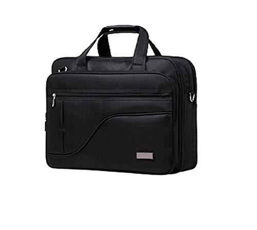 Borsa da uomo ventiquattr ore da 12-17 pollici impermeabile per laptop borsa da viaggio borsa da viaggio,17 pollici