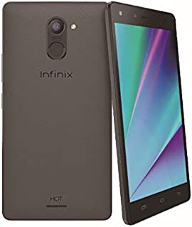 Infinix Hot 4 Pro X556 Dual SIM - 16GB, 2GB RAM, 4G LTE, Anthracite Grey