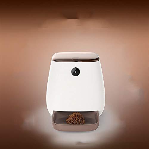 Kaper Go Dispositivo inteligente de protección del medio ambiente for mascotas. Dispositivo de alimentación automática. Dispositivo de alimentación automático cuantitativo. Control de APLICACIÓN. Grab