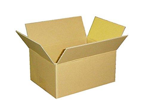 ダンボール箱60サイズB5(段ボール箱)40枚(外寸:270×190×130mm)(3ミリ厚)