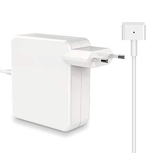 Cargador Magsafe 2 para MacBook Air de 11 y 13 pulgadas (a partir de mediados de 2012) para modelo A1435 A1436 A1465 A1466