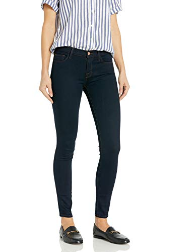 J Brand Jeans Women's 811 Mid Rise Skinny Jeans, Ink, 23