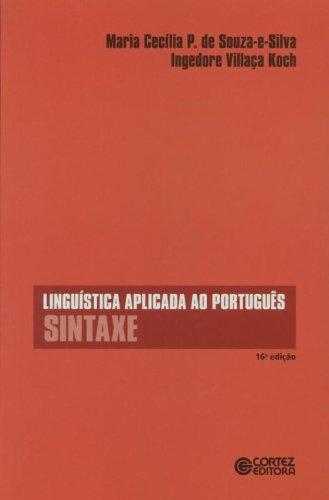 Linguística aplicada ao português: sintaxe