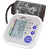 Dr. Morepen Bp02 Automatic Blood Pressure Monitor (White)