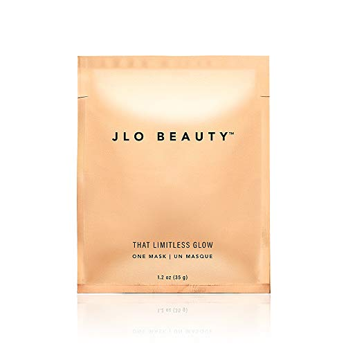 JLO BEAUTY That Limitless Glow in a Multitasking Face Mask