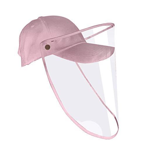 Preisvergleich Produktbild Vaeiner Schutzvisier,  Anti-Spuck-Hut Schutzhut Staub Und Staubdichte Abdeckung Kids Baseball Cap