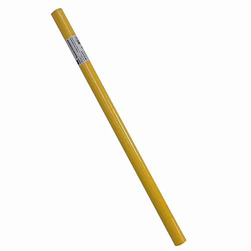 E521317 tafelhoek 8mx100cm geel damast