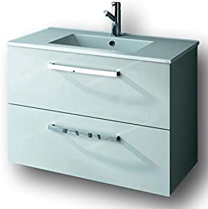 Cygnus Bath 23196 Mueble para Baño, Blanco