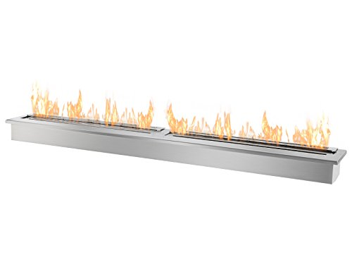 %15 OFF! IGNIS Bio Ethanol Ventless Fireplace Burner Insert – EB6200