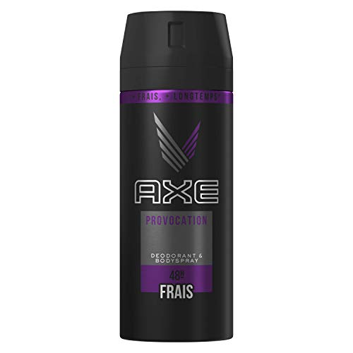 Axe déodorant homme spray Provocation 150 ml