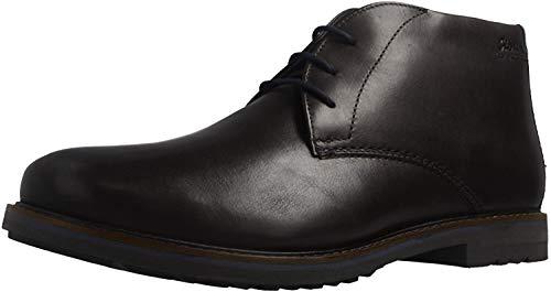Sioux Herren Enrik-Lf Desert Boots, Schwarz (Schwarz), 42.5 EU/UK 8,5