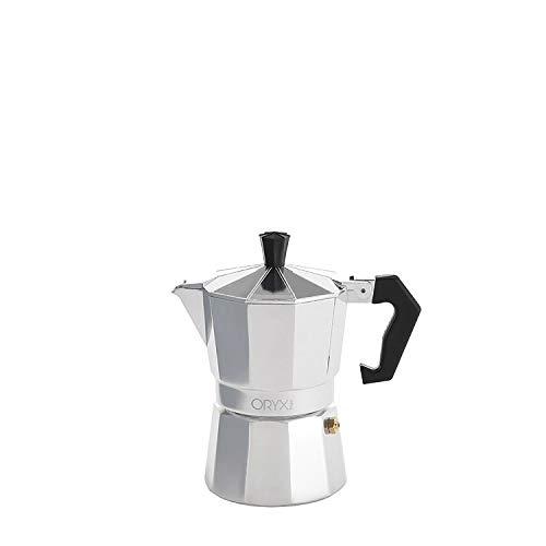 Cafetera Aluminio 3 Tazas (150 ml.) Classic