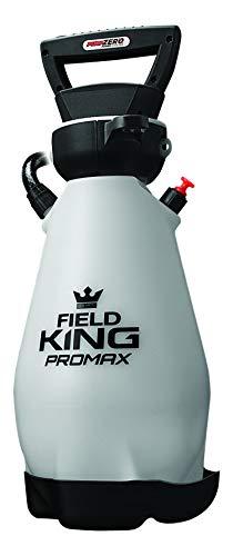 Field King 190571 Lithium-Ion Battery Powered Pump Zero Technology Sprayer, 2 Gallon, White
