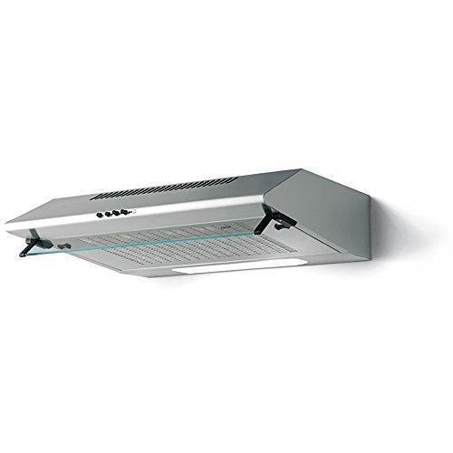 Best - Cappa Sottopensile Pavia STD XS 80 in Acciaio Inox da 80cm