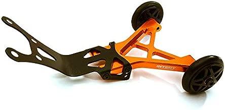 Integy RC Model Hop-ups C28696ORANGE Billet Machined Wheelie Bar for HPI Savage XL & X 4.6 RTR