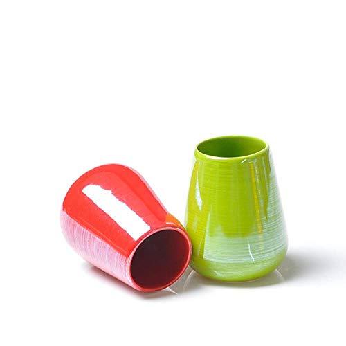 Tassen Zahnbürste Verheiratet Ya Bei Bürstenbecher Set Keramik Paar Badezimmer Damenbürste Mein Zahnbürstenbecher Becher, Himmelblau