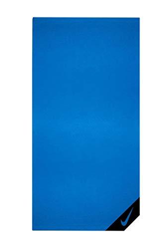 Nike N.TT.D1.492.NS, Telo Palestra Unisex Adulto, Blu, 92 x 46 cm