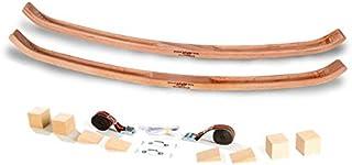 Köglis Allround Swing Sp330 mm – Estructura de madera para – Caballo balancín – Mecedora – Balancín – Sillón mecedora – Soporta hasta 100 kg Incluye accesorios especiales