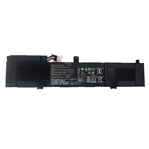 BOWEIRUI Replacement Laptop Battery for Asus C31N1517 (11.55V 55Wh) VivoBook Flip TP301 TP301U TP301UA TP301UA-6200 TP301UA-6500 TP301UJ Series Notebook 0B200-01840000