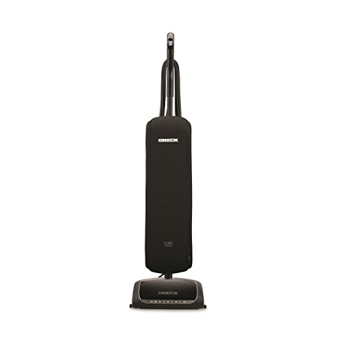 Oreck Elevate Control Bagged Upright Vacuum Cleaner, Lightweight, 30ft Power Cord, UK30100, Black, 30 ft