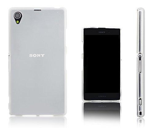 Xcessor Vapour Custodia di TPU Gel Flessibile per Sony Xperia Z1 L39h. Transparente