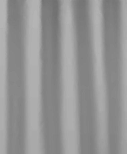 Kleine Wolke x Duschvorhang, Polyester, Schiefer, 180x200 cm