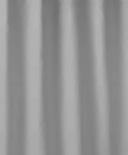 Kleine Wolke 4937905305 Duschvorhang Kito, 180 x 200 cm, Schiefer