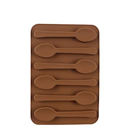 D-Mail Stampo per Ghiaccio/cioccolatini a Forma di cucchiaini
