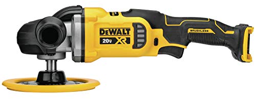Best Price! DEWALT DCM849B 20V MAX XR 7 in (180mm) Cordless Variable Speed Rotary Polisher (Tool Onl...