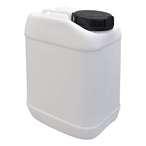 10 L Campingkanister DIN96 extra große Öffnung DIN 96 Weithalskanister Wasserkanister lebensmittelecht Kanister