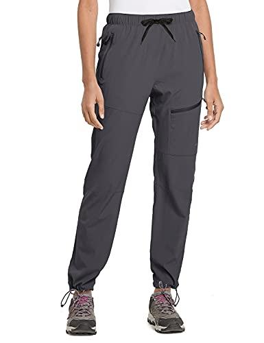 Great Exercise Pant for Women: BALEAF Women's Hiking Cargo Pants
