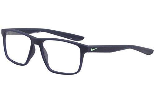 Nike Unisex-Kinder 5002 400 51 Brillengestelle, Blau (Matte Bluee)