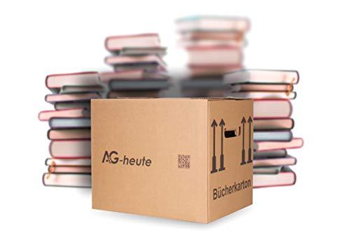 10 Bücherkartons / Archivkartons - 7