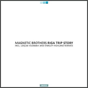 Riga Trip Story