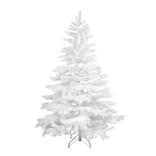 PrimoLiving Künstlicher Tannenbaum Weihnachtsbaum 180cm weiß (P-13038)