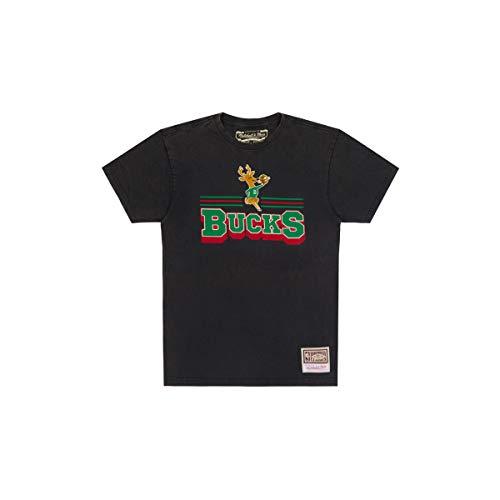 T-Shirt Milwaukee Bucks Fan Banner