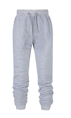 Pantalones deportivos para hombre Active Jogger para mujer, color sólido