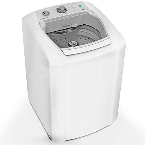 Lavadora de Roupas Automática Colormaq LCA15 15Kg Branca 220V