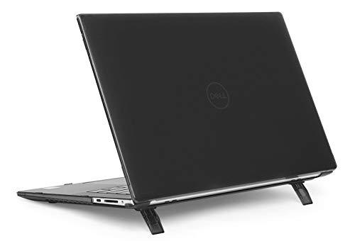 """mCover Carcasa rígida para ordenador portátil Dell XPS 15 9500 y Precision 5550 de 15,6"""", color negro"""