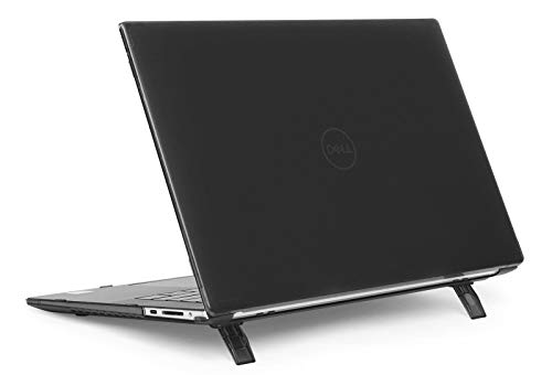 mCover Hard Shell CASE for New 2020 15.6' Dell XPS 15 9500 / Precision 5550 Series Laptop Computer (Black)