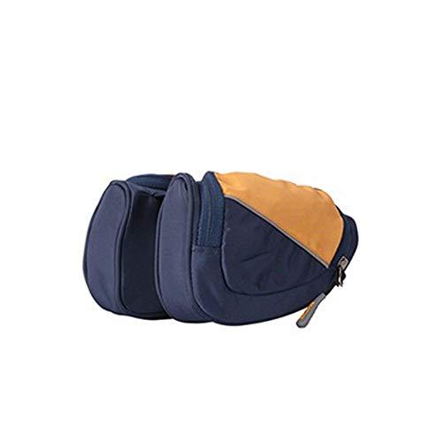 Dabeigouzqixbb accesorios bicicleta, Bolso de marco de bicicleta, bolsa de bicicleta de montaña, bolso de teléfono móvil, bolsa de tubo, bolsa de montar impermeable, accesorios de equipo de equitación