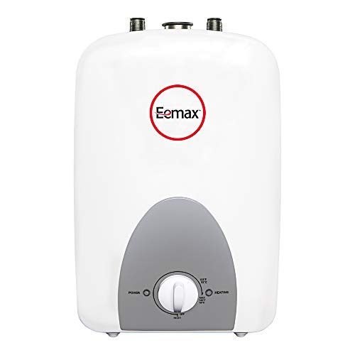 Eemax EMT1 1.5-Gallon Mini Tank Electric Water Heater , White , 12.50 x 11.00 x 10.00 inches