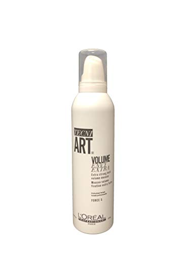 Tecni Art - Volume Envy Extra Strong Hold Volume Mousse 8.2oz