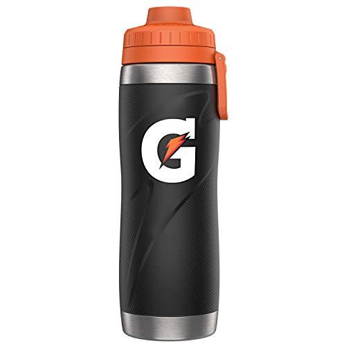 Gatorade 26oz Stainless Steel Bottle Black